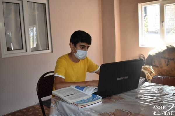 """Onlayn dərsin """"dərdi"""": internetə qoşulmaq olmur - Açıqlama"""