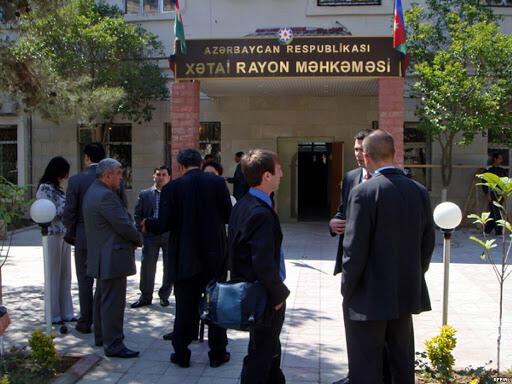 Saman Həsənzadənin baş redaktordan şikayəti rədd edildi