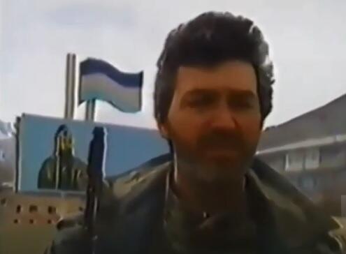 PKK terrorçuları Qarabağda - Tarixi video