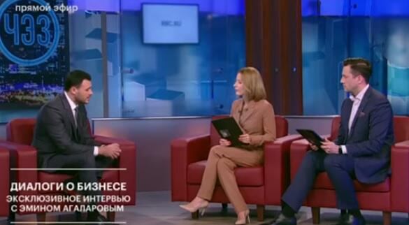 Emin rus kanalında: Qarabağ bu cür həll olunmalıdır – Video