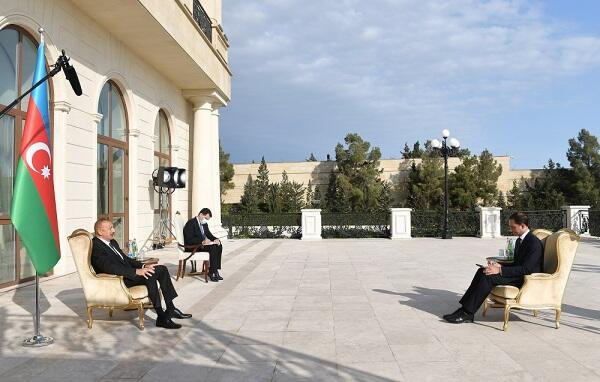 Ilham Aliyev met with Swedish Ambassador -