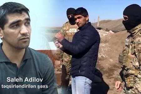 """Əsgərimizi öldürüb, """"Taliban""""a qoşulan Adilova hökm oxundu"""