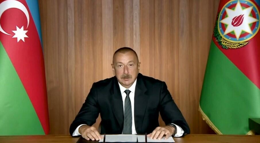 Ilham Aliyev`s call to the UN on Yerevan