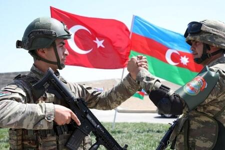 The location of the Turkish military in Karabakh announced