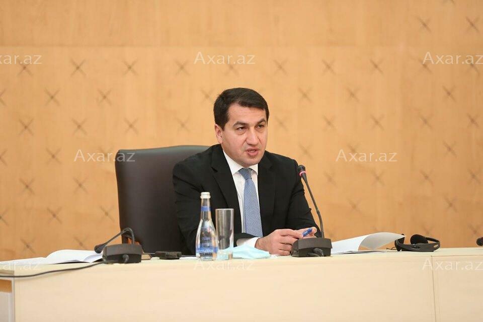 Гаджиев: Наличие на стороне армян боевиков PKK - факт