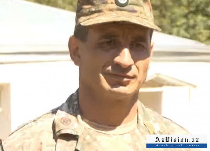 Məhv edilən erməni tabor komandiri kimdir?
