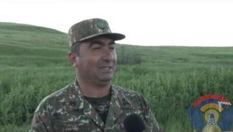 Erməni ordusunun polkovniki məhv edildi – Foto