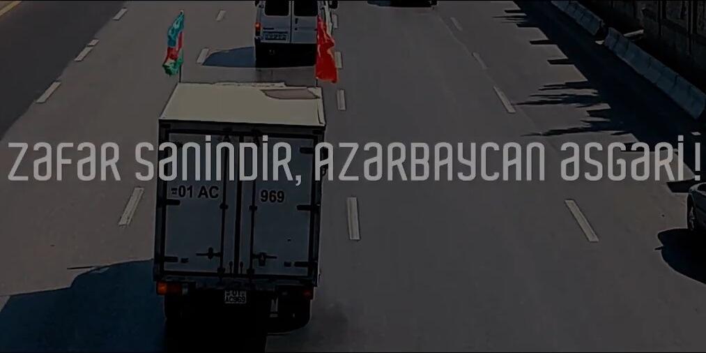 """""""Səhliyalı""""dan Ordumuza dəstək - Foto"""