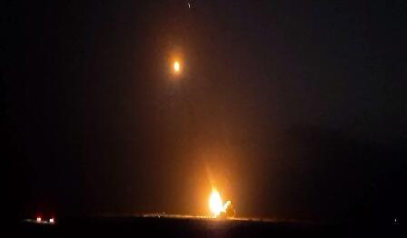Düşmənə gecə ərzində artilleriya zərbələri endirildi - Video