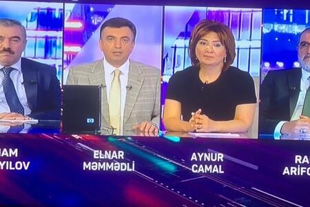 Azərbaycan jurnalistlərinin Qarabağ müzakirəsi - Video