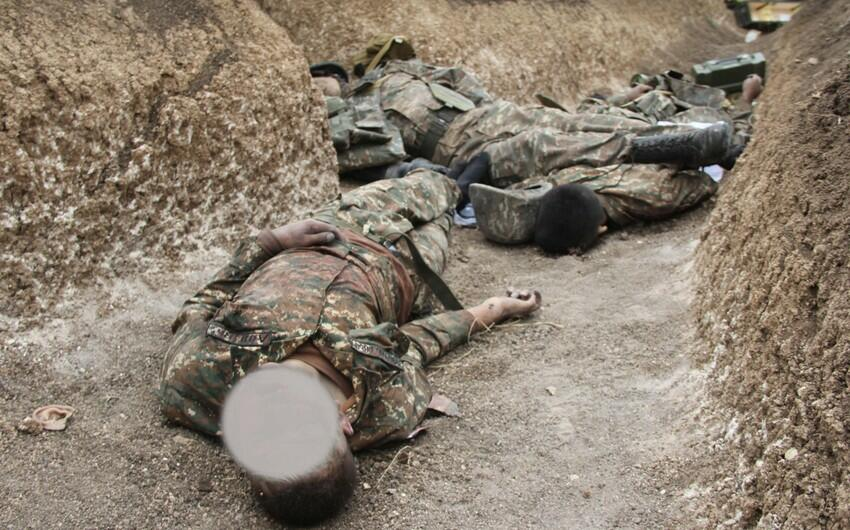 Four more Armenian bodies were found in Karabakh