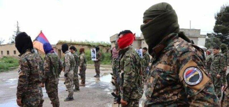 Ermənilər yeni terror təşkilatı yaratdı: Təlim keçirlər - Video