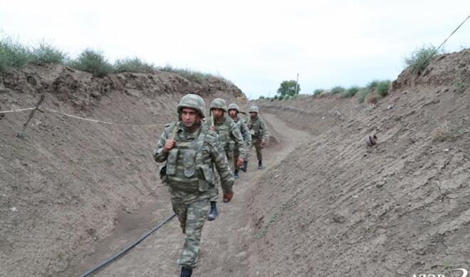 Погиб солдат азербайджанской армии