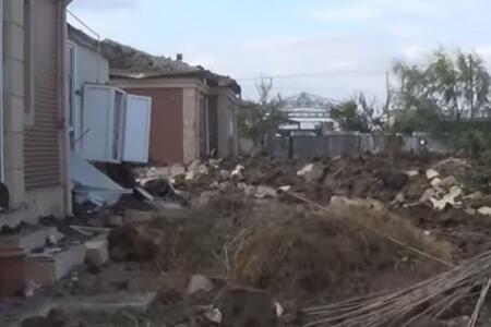 ВС Армении вновь обстреляли Тертер