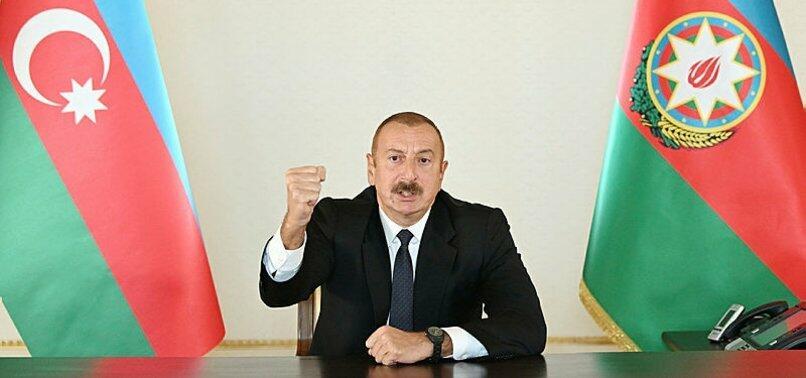 Prezidentə yazırlar: Siz xalqımızın xilaskarı oldunuz!