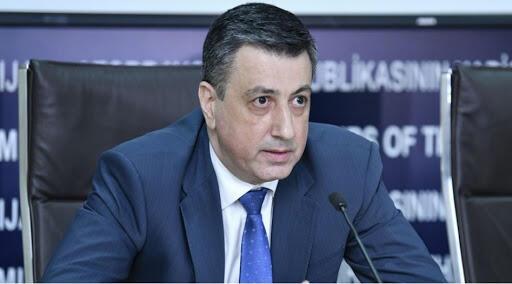 Faiq Quliyev Vaşakmadze ilə görüşdü