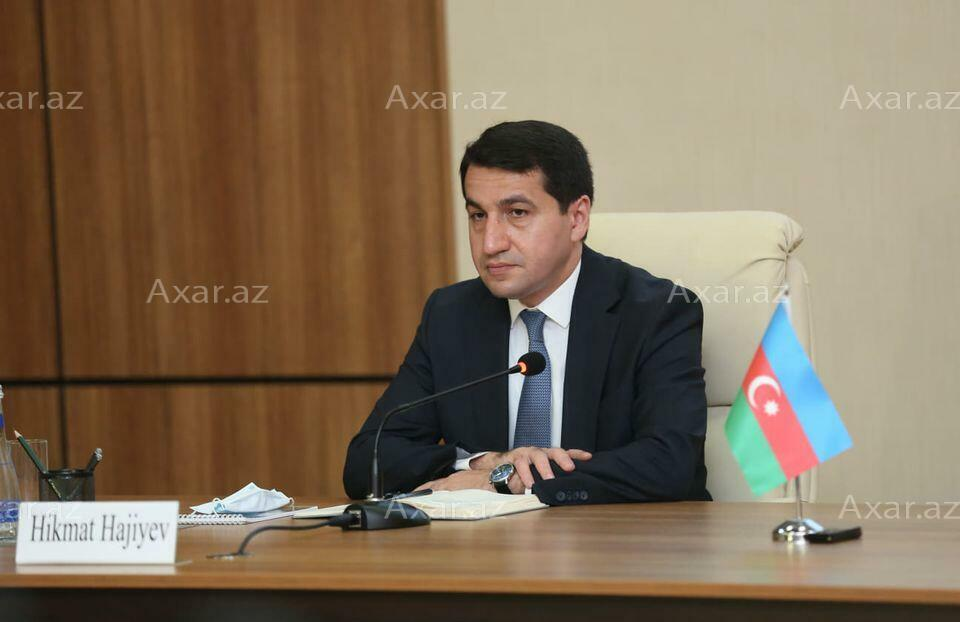 The process will take a long time - Hajiyev