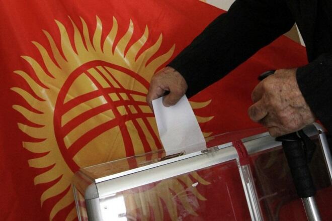 В Кыргызстане проголосовали за новую конституцию
