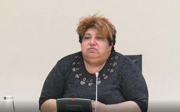 """""""Əsir"""" erməni qadının Ermənistandakı evi və həyatı... - Foto"""