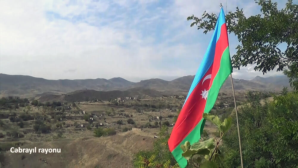 Azerbaijan's MoD shares new video from Jabrayil -