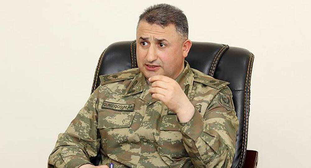 General Həsənov komandirlikdən çıxarıldı: Sensasiya? -