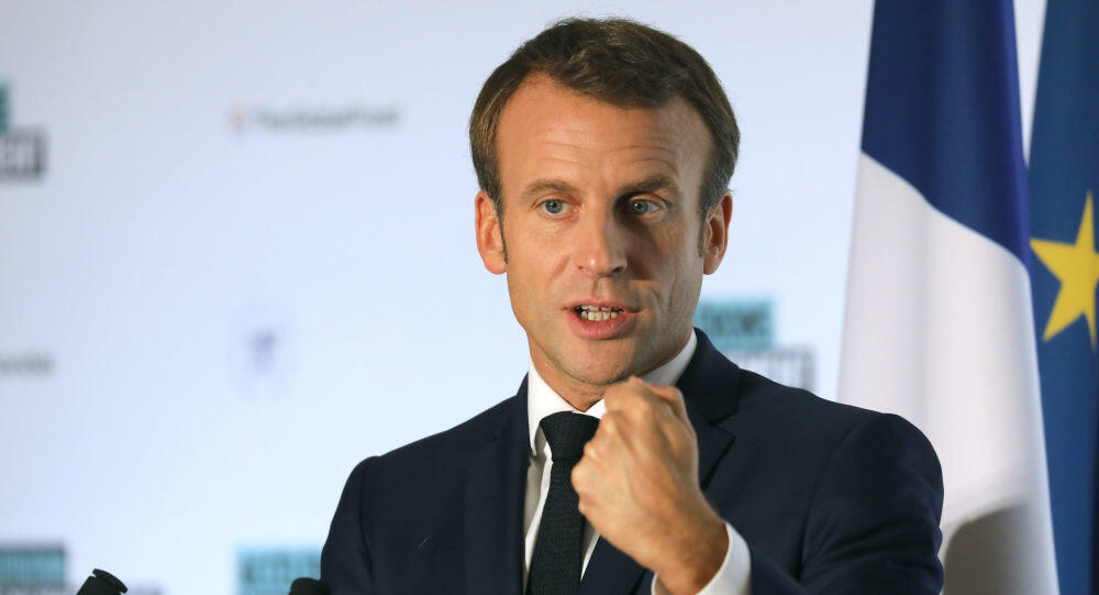 The shock from Macron: We are racists!