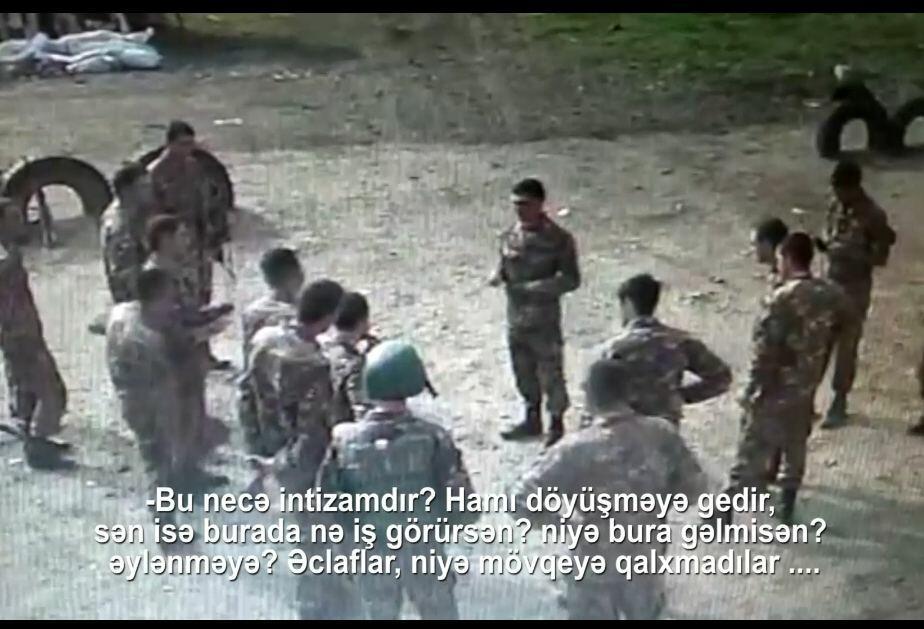 Ermənistanın 3-cü ordu korpusunda üsyan başladı