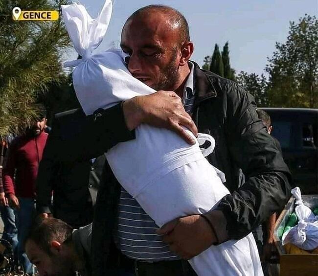 UNİSEF bəyanat yaydı: ölən 12 uşağın 11-i azərbaycanlıdır