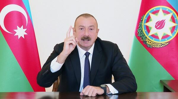 The commander-in-chief was a deserter - Aliyev
