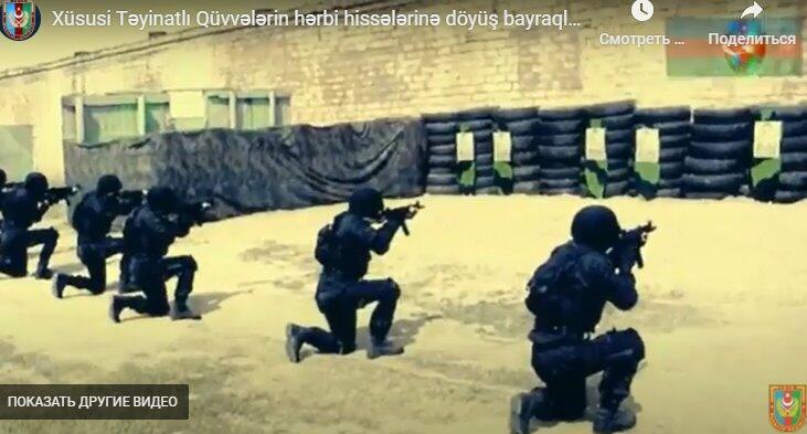 """Ermənilərin kabusuna çevrilən """"qarapaltarlılar"""" – Foto"""