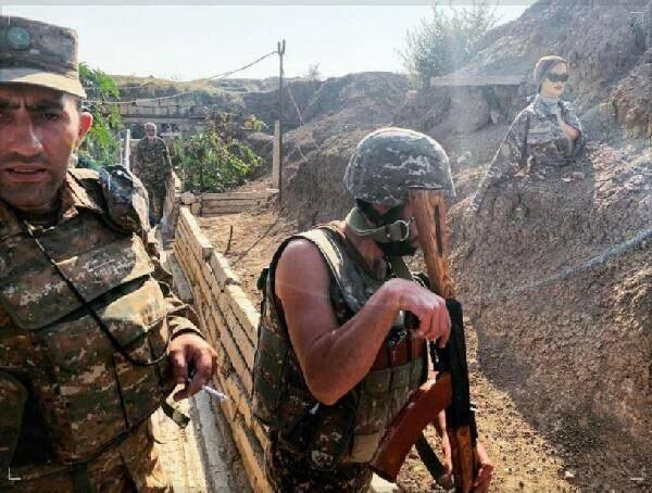 Tükənmiş Ermənistanın PKK taktikası - Foto