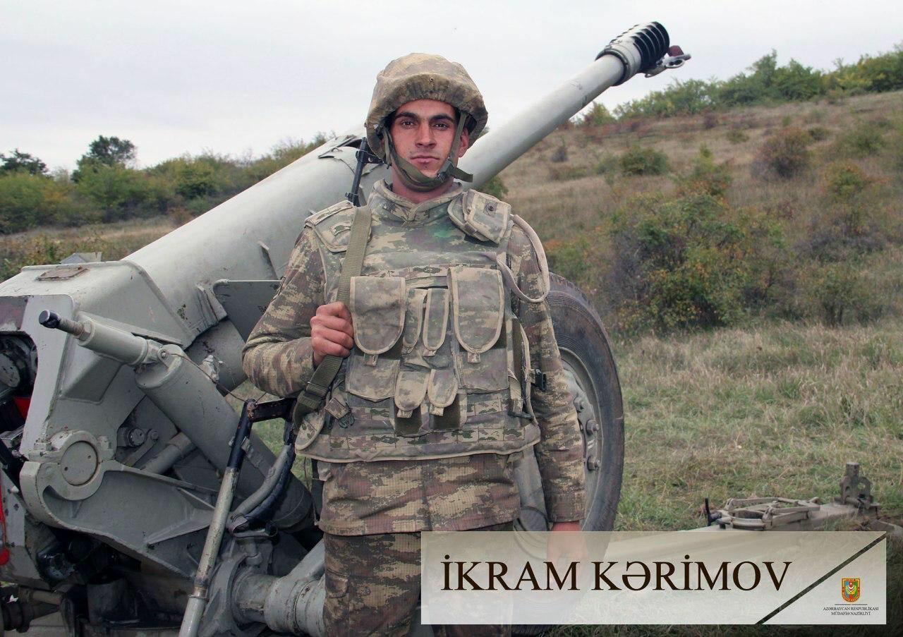 Tarix yazan qəhrəmanlarımız - Foto