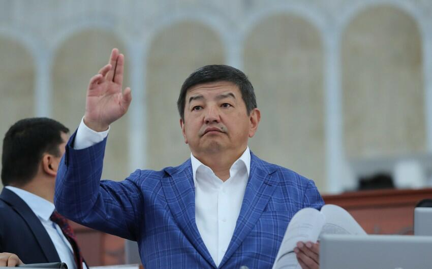 Japarov signs decree on Cabinet of Ministers of Kyrgyzstan