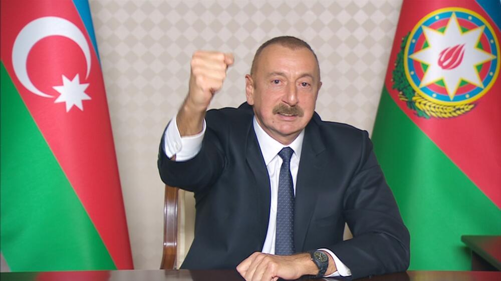 Xalqımız bu xəbərləri səbrsizliklə gözləyir - Prezident