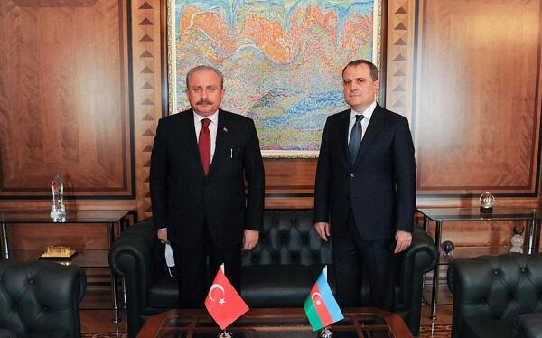 Shentop met with Bayramov