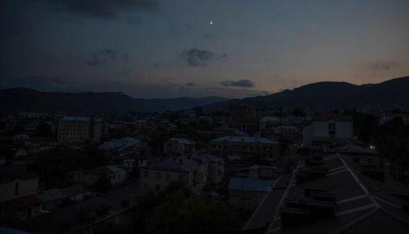 "Ханкенди: улицы ""города-призрака"" пусты - Фото"