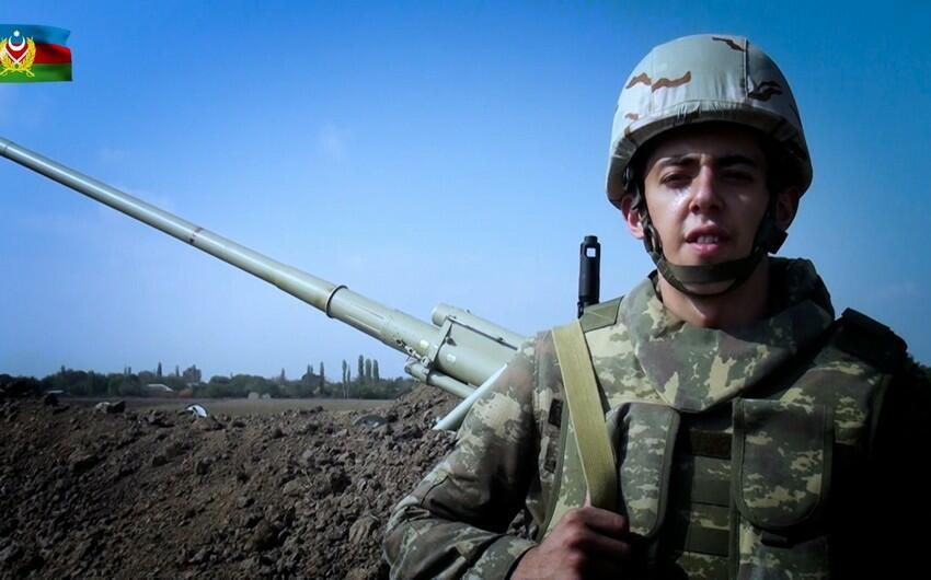 Cолдат Даниэль Зарбаилов: Азербайджан наш дом