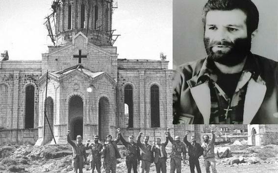 """Erməni polkovnik, """"Qarabağ qəhrəmanı"""" məhv edildi – Foto"""