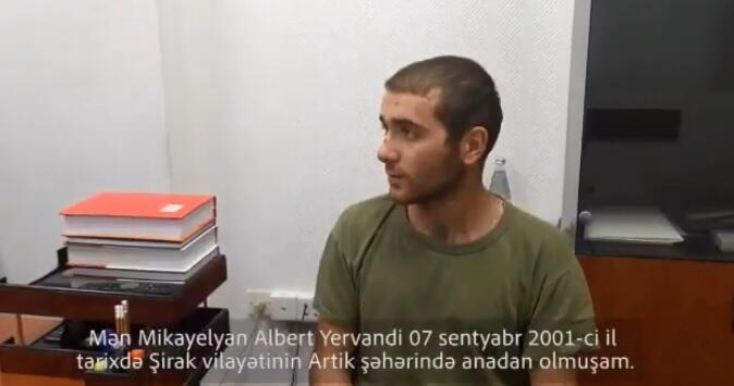 Erməni əsirlərin şok etirafları – Video