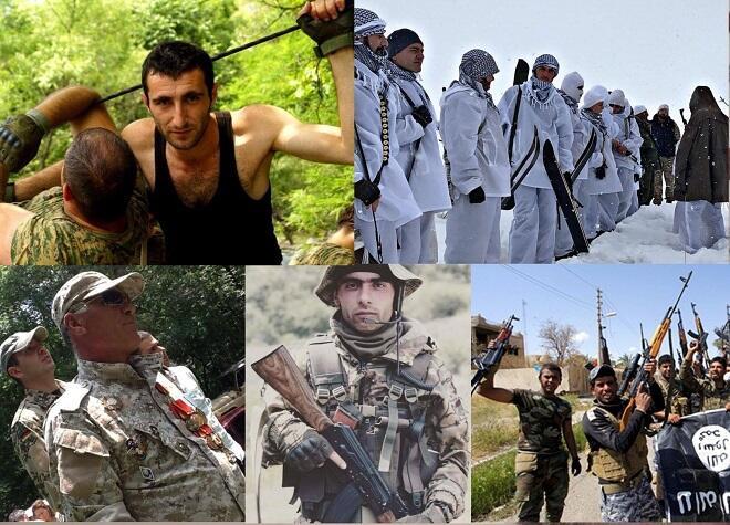 Qarabağ dağlarında erməni terrorçuları – Foto-faktlar