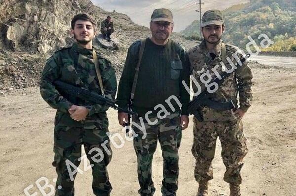 Erməni polkovnik və oğlanları məhv edildi – Foto