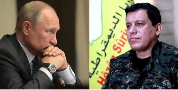 Kobani Putini təhdid etdi: Anlaşmaya əməl etməsələr...