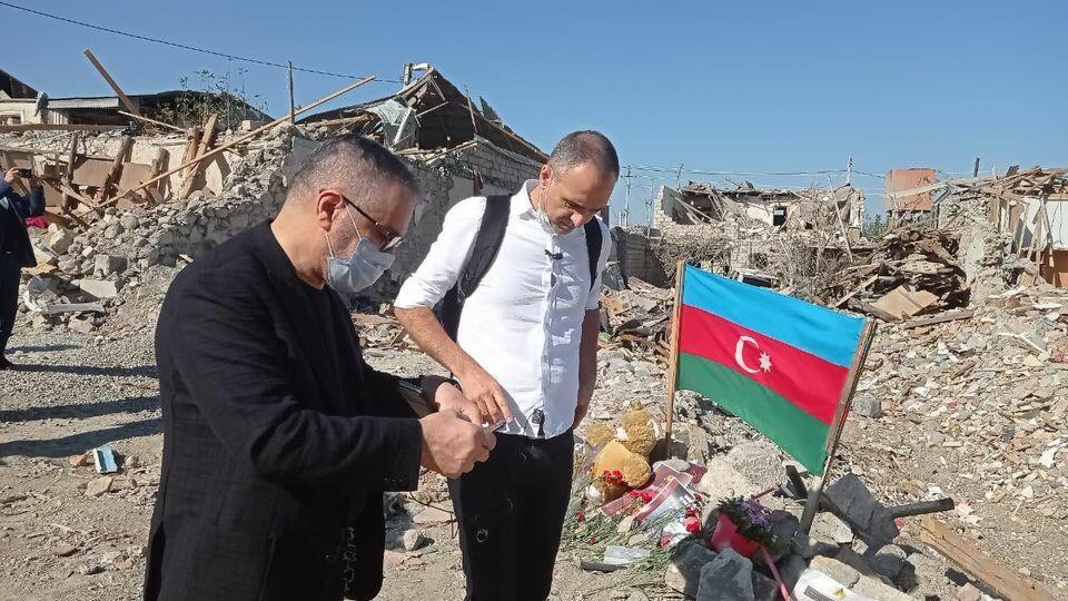 Представители турецких СМИ побывали в Гяндже