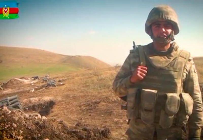 Ordumuz tarix yazmaqda davam edir - Video
