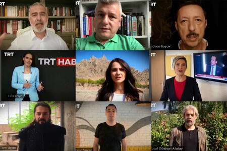 TRT-dən möhtəşəm Qarabağ çarxı - Video
