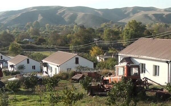 Qubadlının işğaldan azad olunan Xanlıq kəndi - Video