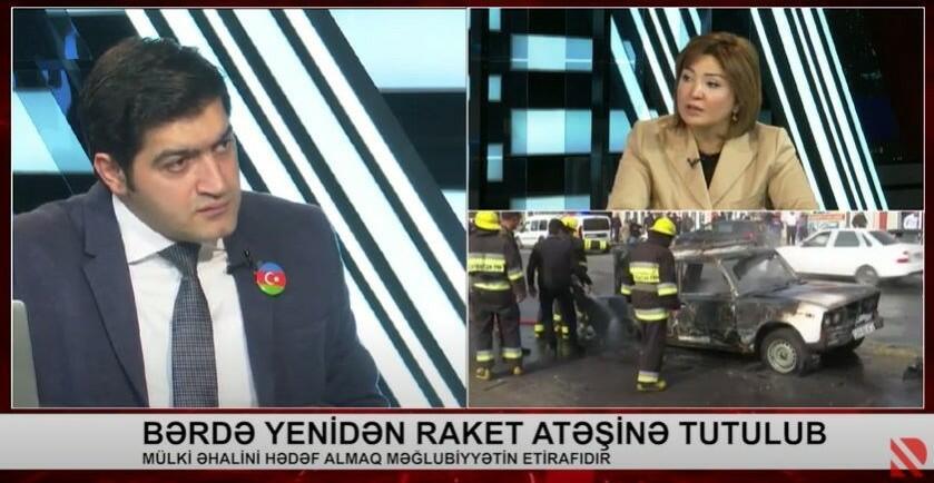 İrəvanın hərbi cinayəti və gülünc təbliğatı - Video