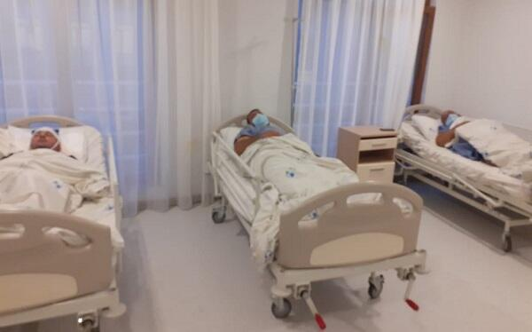 26 yaralı Yevlax xəstəxanasına aparılıb - Foto