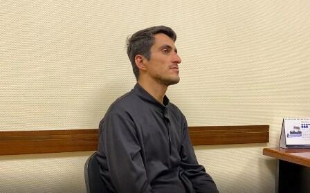 Əsir erməni silahlılarından biri din xadimi çıxdı - Video
