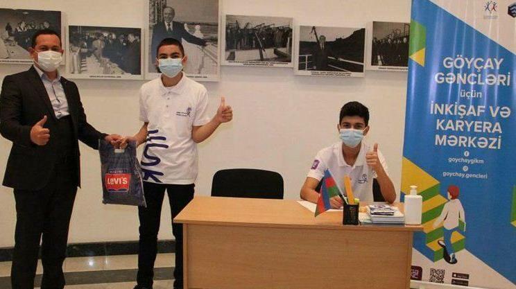 Gənclər dəstək aksiyasına qoşuldular – Video